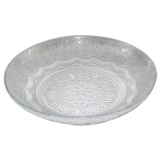 Turkish Glass Serving Bowl - Medium : Target