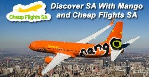 Discover South Africa with Mango Airlines and Cheap Flights SA.