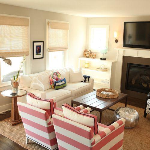 Lazyboy Recliner Furniture Arrangement Ideas, Pictures, Remodel and Decor #smallroomdesignfurniturearrangement