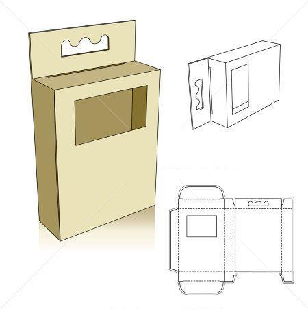 window box template