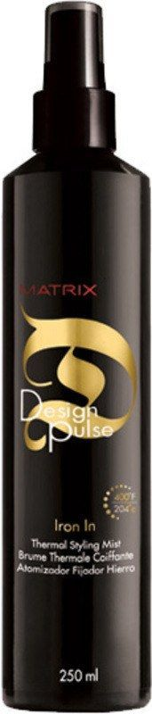 MATRIX DESIGN PULSE IRON IN THERMAL STYLING MIST 1 OZ