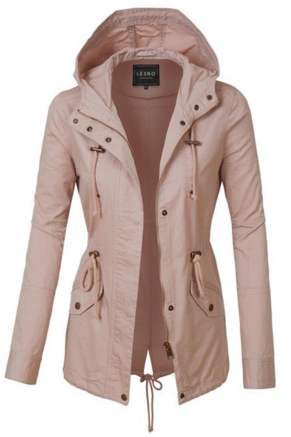 N-BLUSH UTILITY JACKET100% COTTONHAND WASH. LINE DRY. DO NOT BLEACH.