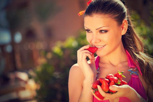 7 Healthy Ways to Eat Strawberries - The Health Advise