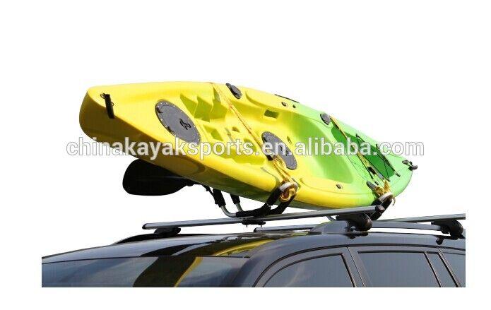 """J-Shape Aluminum car roof rack, kayak carrier, kayak rack"""