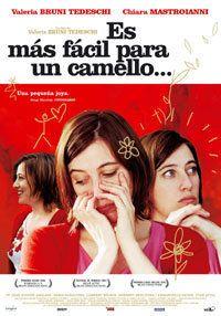 """Bruni Tedeschi, Valeria. """"Es más fácil para un camello"""" (França, 2003) COMÈDIA ESM"""