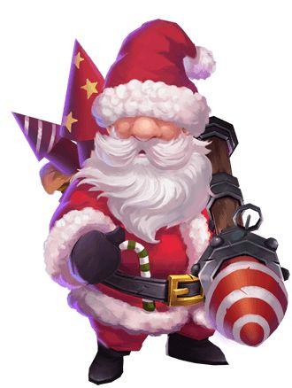Kale Savaşı(Castle CLASH) Noel Baba Kret ve Yetisi - KaleSavaşı
