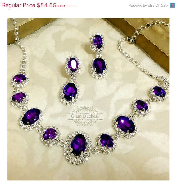 Hey, I found this really awesome Etsy listing at https://www.etsy.com/listing/228095526/wedding-jewelry-set-bridesmaid-jewelry