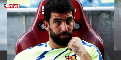 Arda Turan'a bir şok daha!: İspanya Birinci Futbol Ligi (La Liga) takımlarından #Barcelona'da forma giyen Arda Turan, Alaves maçının kadrosunda yer almadı.