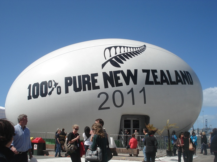 Auckland, Rugby World Cup 2011