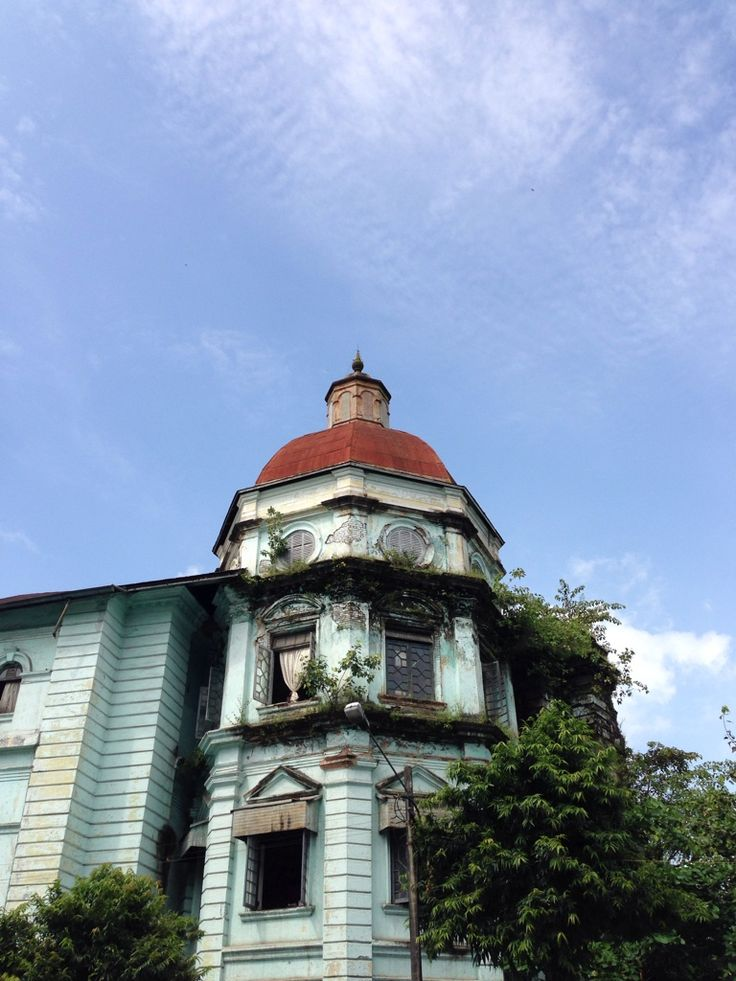 Urban Decay in Yangon - 2013