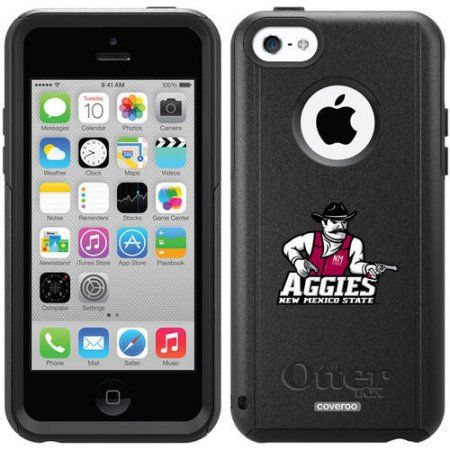 Nmsu Pistol Pete Design on OtterBox Commuter Series Case for Apple iPhone 5c