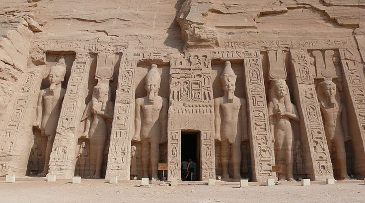 Visit Abu Simbel Temples during one of our #Egypt_Nile_Cruises holiday between Aswan and Luxor. http://www.egyptonlinetours.com/Egypt-Nile-Cruises/index.php