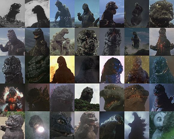 Godzilla (franchise) - with list of movies