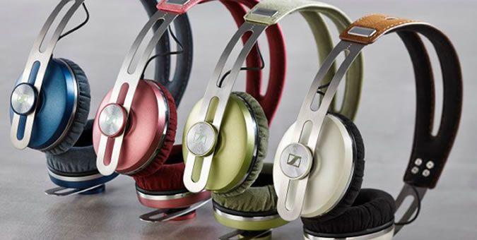 Sennheiser Meets Fashion – MOMENTUM On-Ear Headphones - hmmmm sexy gadgets!
