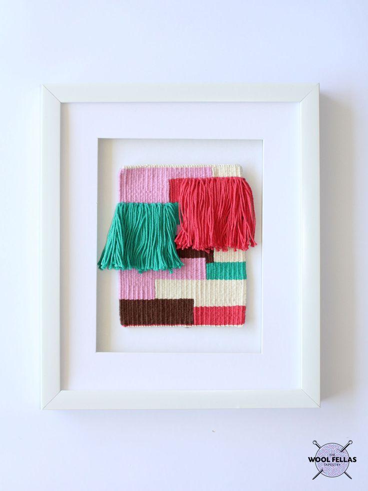 Nº4 - The Wool Fellas tapestry thewoolfellas.com