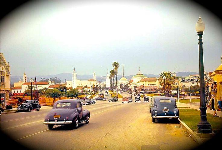 Westwood, Los Angeles 1941