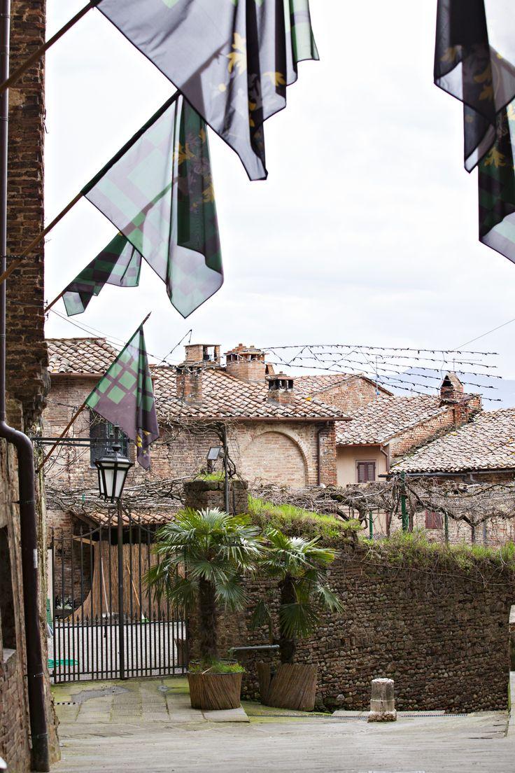 Città della Pieve, Umbria, Italia