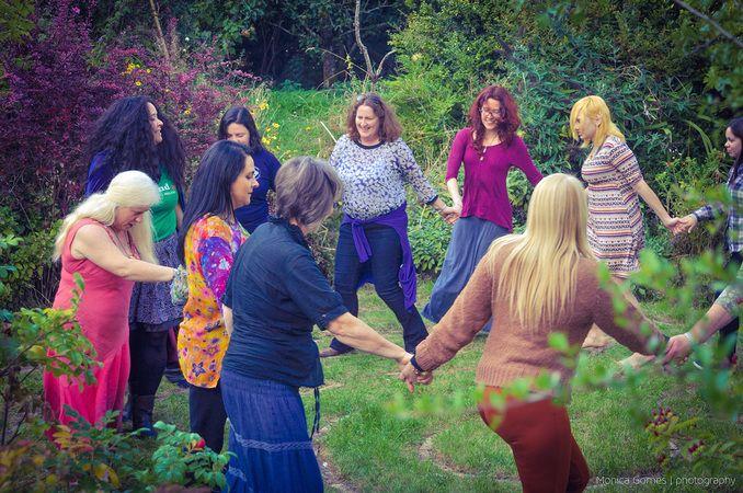 o sagrado feminino: dicas de leitura