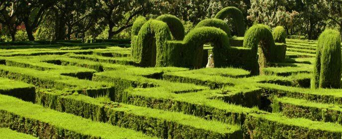 Il Labirinto de Horta  a Barcellona