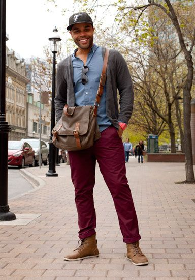 e1fbc57f914 Streetstyle  Best Fashion From Across Canada - Street Style - Zimbio ...
