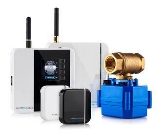 Система защиты от протечек воды. Комбинированный комплект системы waterleak 2*20 +7 (383) 213-40-63