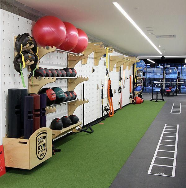 Home Gym Design Ideas:  Home Gym Ideas Basement #homegymgarage In 2020 (With