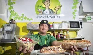 Groupon - Valinnaiset salaatit kahdelle vain 7,50€ (arvo jopa 15€) kaupungissa Turku. Groupon-hinta: 7,50€
