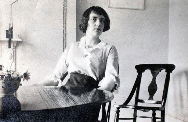 Katherine Mansfield, 1913