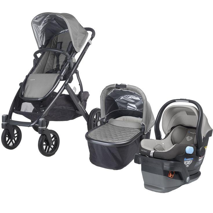 Amazon.com : UPPAbaby Vista Travel System, Lindsey 2015 : Baby