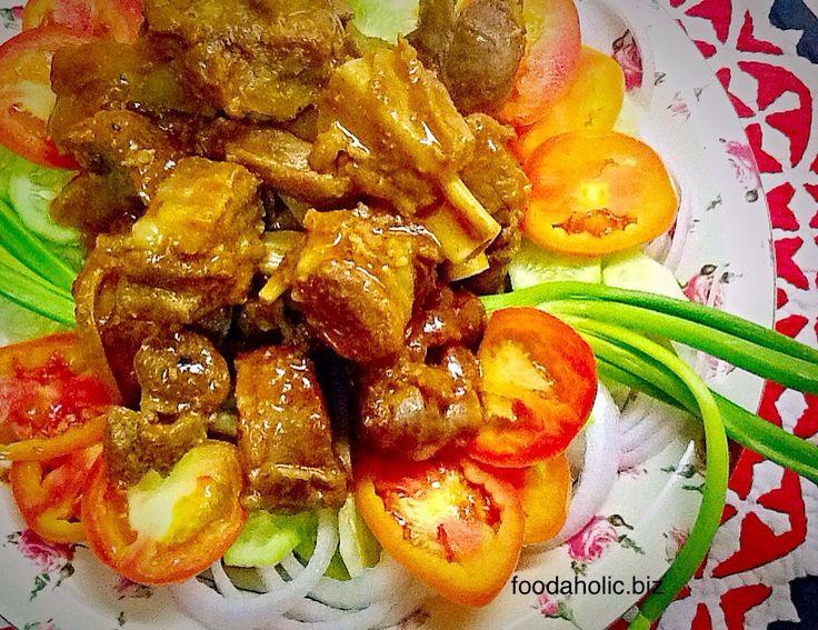 Kashmiri Chokhta, Pan Roasted Lamb