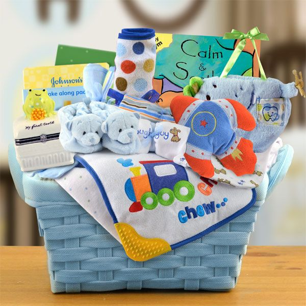 37 best personalized baby boy gift ideas images on pinterest baby they are bringing their bouncing baby boy basket home and you can have the perfect gift waiting for them when they arrive send this gift unique baby boys negle Gallery