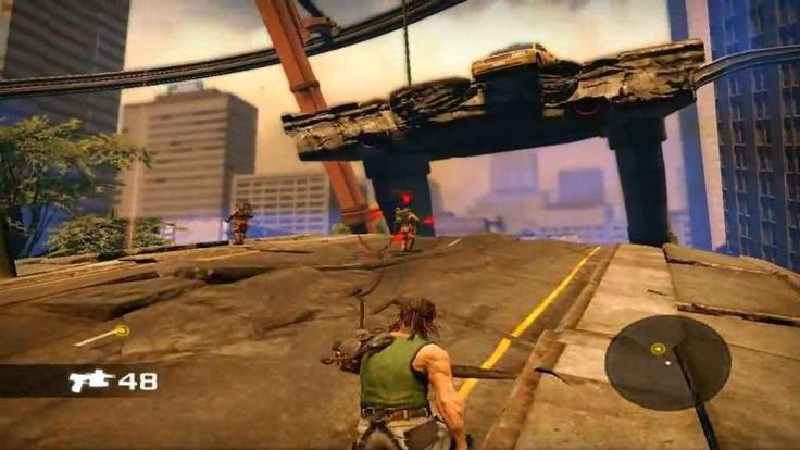 Bionic Commando is an action adventure game that successfully developed and released by Capcom on July 28, 2009. http://www.hienzo.com/2015/11/bionic-commando-pc-game-free-download.html