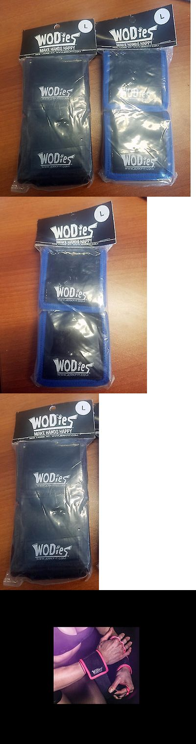 Gloves Straps and Hooks 179820: Jerkfit Wodies 2-In-1 Wrist Wraps Palm Protection Wod Cross Training Crossfit Lg -> BUY IT NOW ONLY: $34.99 on eBay!