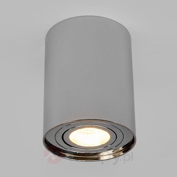 Natynkowy spot sufitowy LED Jero, okrągły 9620714