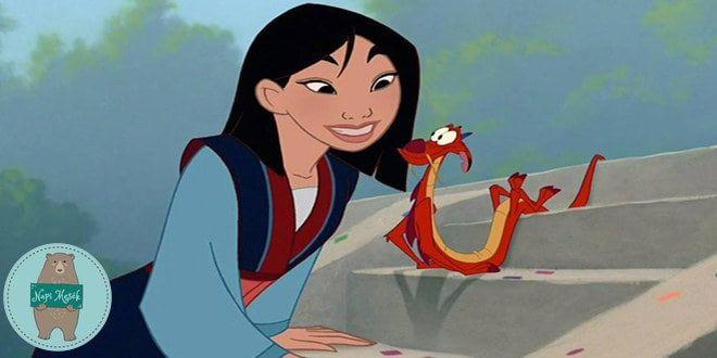 Mulan teljes Disney mese online | Napi Mesék | Cartoon ...