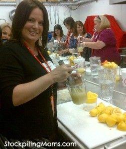 NOTES: juice lemons ahead of time, make lemonade Sunday Chick-fil-A Lemonade Recipe