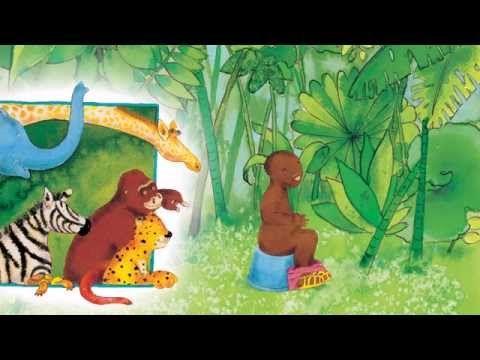 Op een dag staat er midden in het oerwoud zomaar een potje. En naast het potje ligt een briefje: 'Op dit potje passen alleen de allerliefste billetjes' staat...