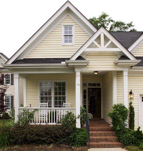 Small Front Porches On Houses: 17 Best Ideas About Craftsman Front Porches On Pinterest