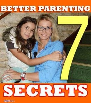 Have you tried all the parenting tips and tricks, read all the books by experts, but are still puzzled as to how to become a great parent? Here are some better parenting secrets simplified for you. #parenting #parents #blog