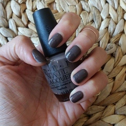 """OPI Nail Polish in """"You Don't Know Jacques"""" 