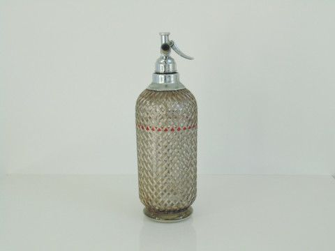 Seltzer Soda Siphon Bottle