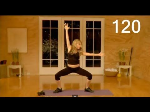 ▶ Tracy Anderson 120 Plies - YouTube I have this workout mastered...really must move on to harder stuff