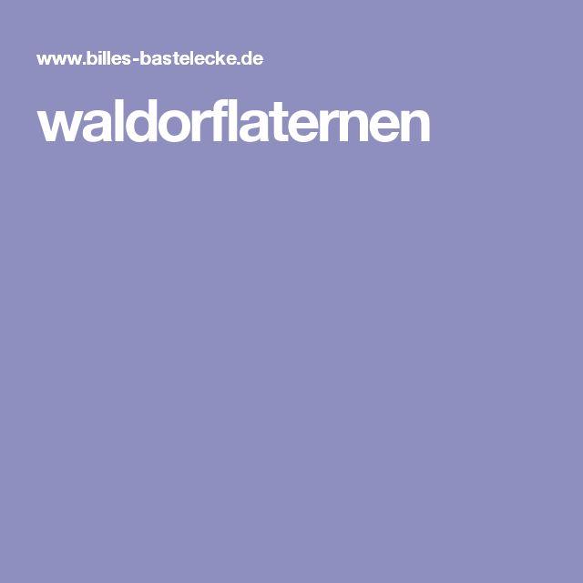 waldorflaternen