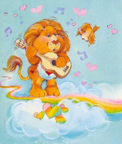 59 best Care Bear Cousins | Brave Heart Lion images on ...