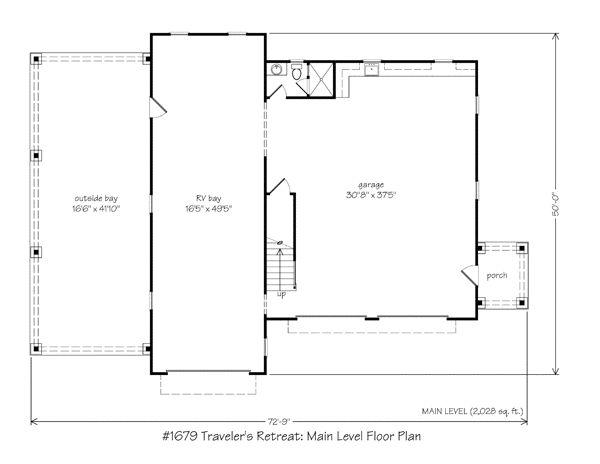 76 best multi unit plans images on pinterest duplex for Southern living detached garage plans