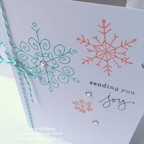 Endless Wishes REALLY Quick Stampin Up