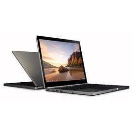 Kemarin Google memperkenalkan Laptop Terbaru nya itu, yang kabarnya google menangani sendiri pembuatan Cromebook Pixel tanpa melibatkan produsen Laptop lain, bagi yang berminat, anda bisa melakukan Pre-Order untuk Chromebook (Web-Centric Laptop) tersebut melalui Google Play dan perangkat akan segera mulai dijual di BestBuy.com.