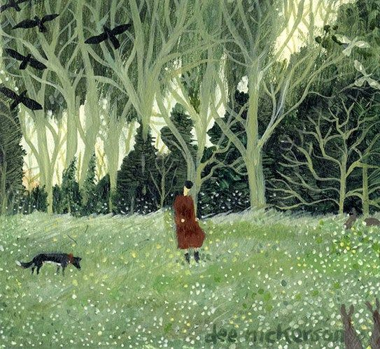 """""""A Place to Dream"""" Dee Nickerson"""