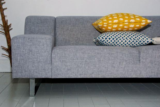 Nu säljer jag min soffa! Bolia Seville 2,5 sits