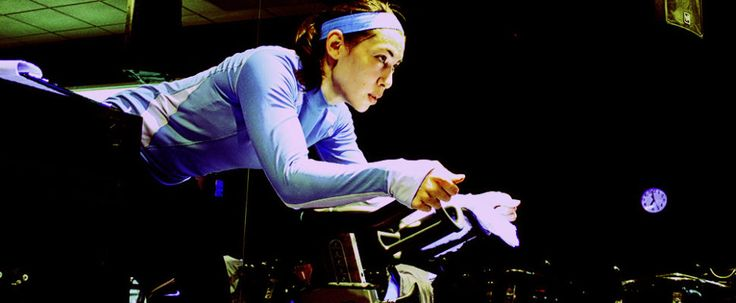 Séance d'entraînement «ultime» sur vélo stationnaire